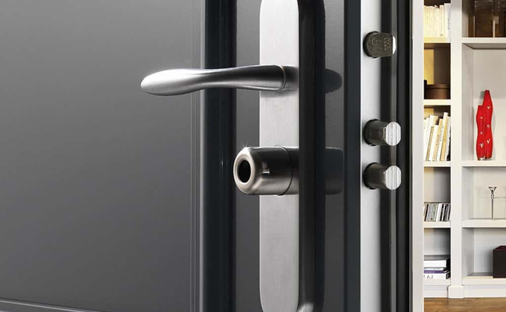 Pourquoi acheter une porte blind e serrurerie croix roussienne - Acheter une cloche de porte ...